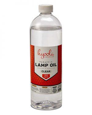 Clear Lamp Oil (Quart)