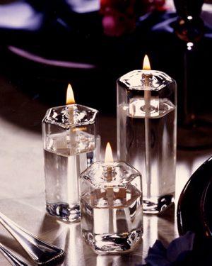 Votive Oil Candles